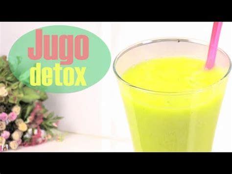 Detox 3 Im Como Tomar by Jugo Detox 191 C 243 Mo Desintoxicarse