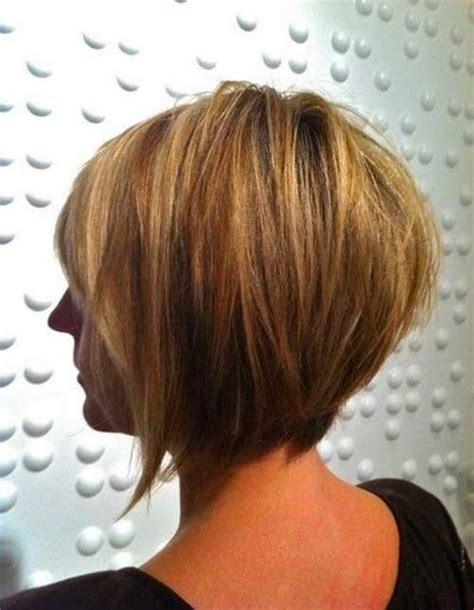 hairstyles bob with a graduated back graduated bob haircut front and back views short