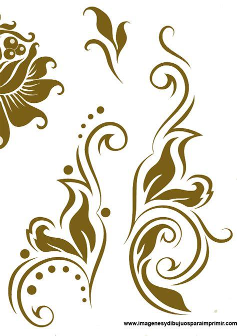 cenefas para bordar imagenes de flores para bordar