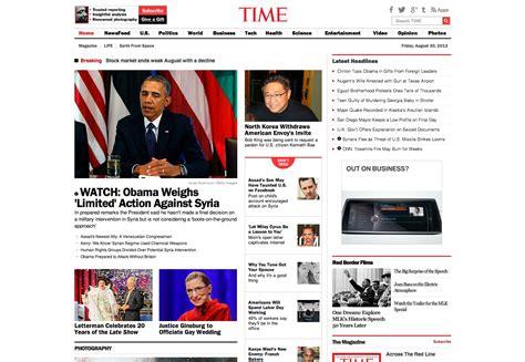layout magazine online how to design news sites webdesigner depot