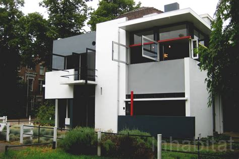 Interior Colors For Homes by 1920 S Rietveld Schr 246 Der House In Utrecht Is A Simple