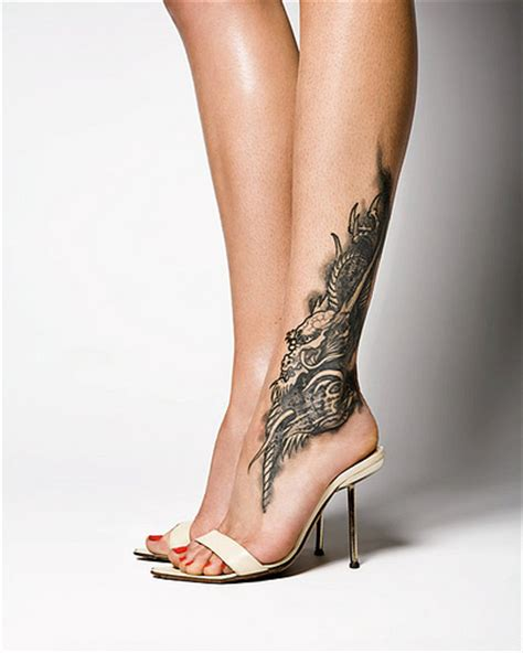 tattoo designs for feet and ankles and piercing ankle designs for 2011