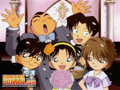 Bross Lencana Detective Boys Anime Detective Conan 名侦探柯南的高清图片 百度知道