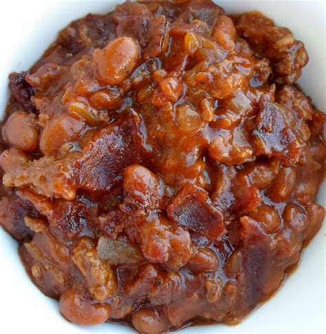 happier than a pig in mud baked bean casserole a trisha