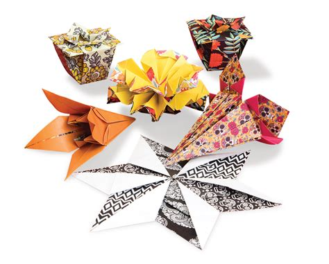 Origami Sets For Adults - day of the dead origami origami craft adults