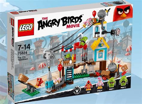 Angry Birds Lego toys n bricks lego news site sales deals reviews