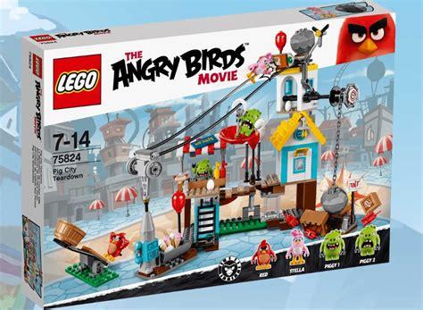 LEGO Angry Birds 75824 Teardown
