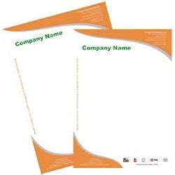 pads layout logo service providers of offset printers services for phlet