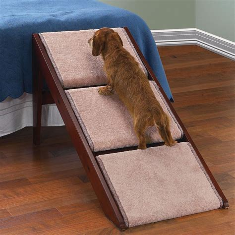 dog steps for beds knowing before build dog stairs for high bed