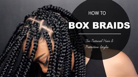 how to part hair for boxed braids 30 best braids braided hairstyles