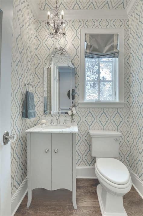 17 best ideas about bathroom wallpaper on pinterest bath the best 100 bathroom chandelier image collections