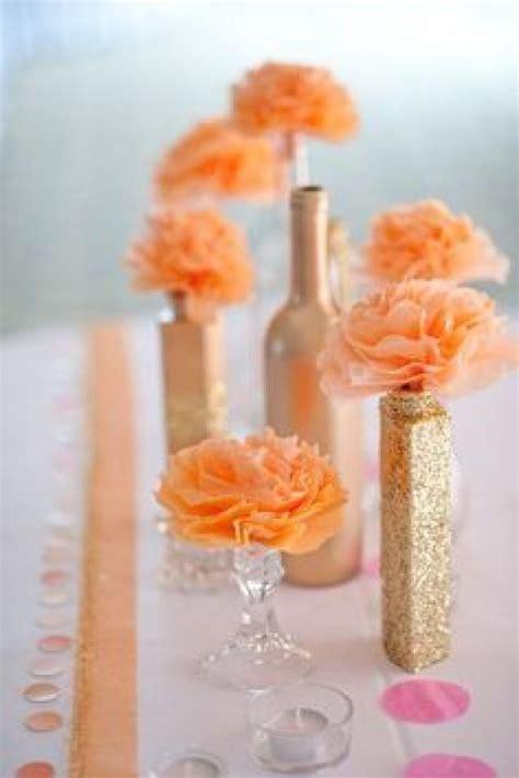 Weddings, Peach Wedding Decorations, Peach Wedding