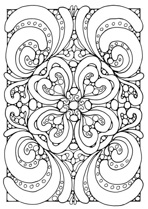 difficult coloring pages for adults coloring home