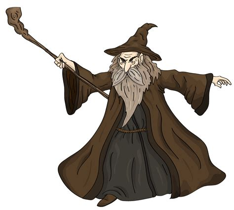 The Brown the brown wizard bandersnatch