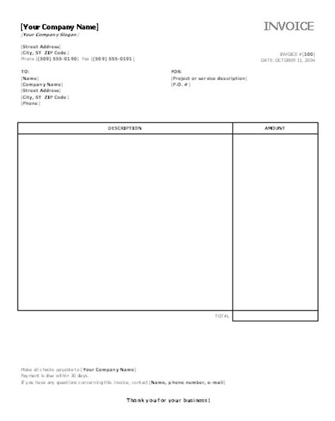 microsoft word invoice template 2010 best photos of ms excel 2010 invoice templates microsoft