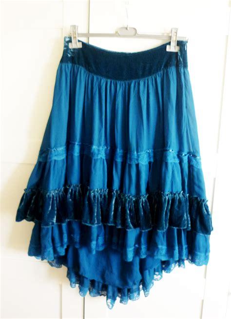 Mermaid Skirt Blue crash blue mermaid skirt store