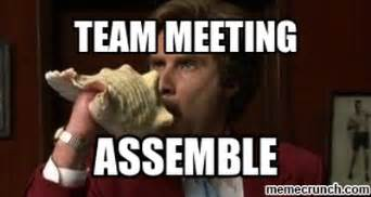 Team Meeting Meme - work meeting meme pictures to pin on pinterest pinsdaddy