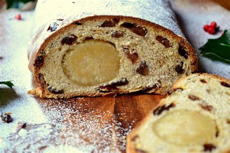 best stollen german stollen cake recipe weihnachtsstollen recipe