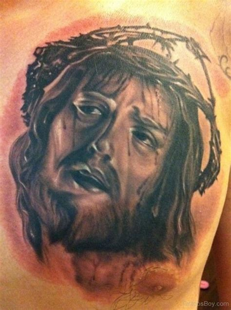 jesus face tattoos designs pictures a category wise