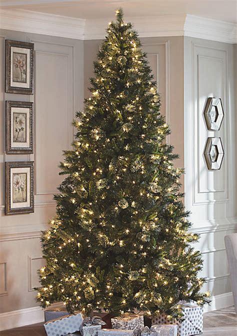 biltmore artificial christmas trees biltmore 174 9 ft pre lit tree belk