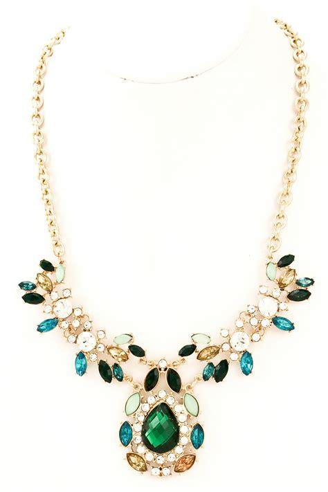 teardrop necklace necklaces