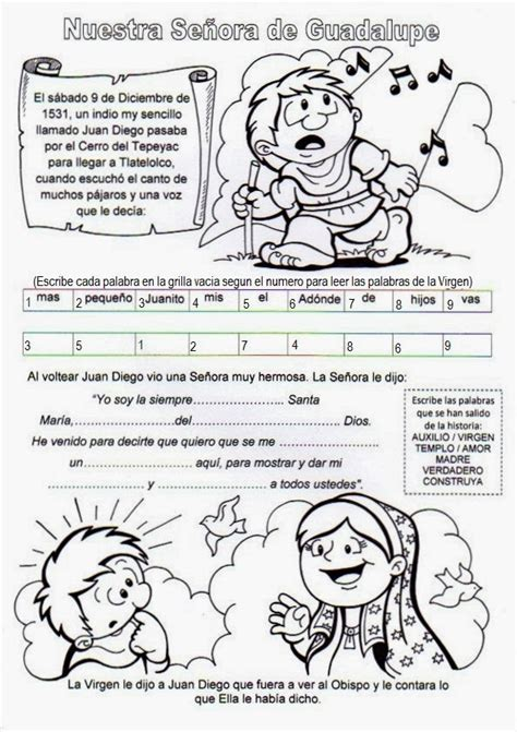 actividades para ninos de la virgen maria blog cat 243 lico parroquia santa mar 237 a de baredo baiona