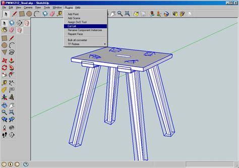 sketchup layout plugin free cutlist sketchup extension warehouse
