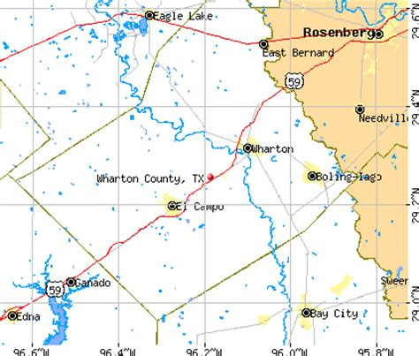map of wharton texas wharton county texas detailed profile houses real estate cost of living wages work