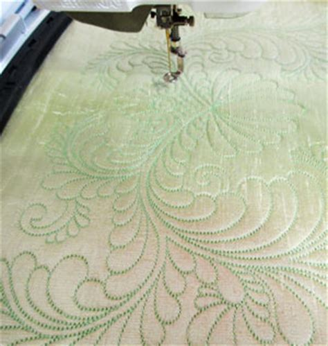 Machine Embroidery Quilting In The Hoop by Get Creative With Bernina Sew It Yourself With Projects