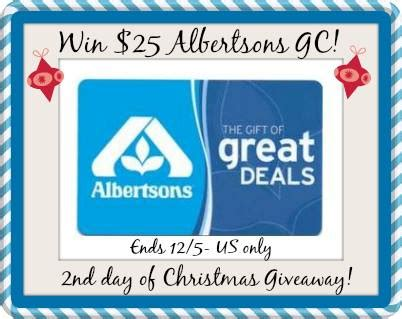 Albertsons Gift Card Promotion 2016 - play the shake a gift instant win game thrifty momma ramblings