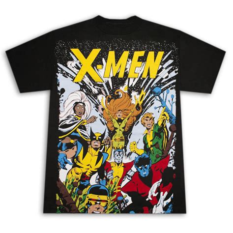 Tshirt Xmen 2 xmen the t shirt black superheroden