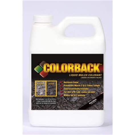 colorback 32 oz black mulch color solution discontinued