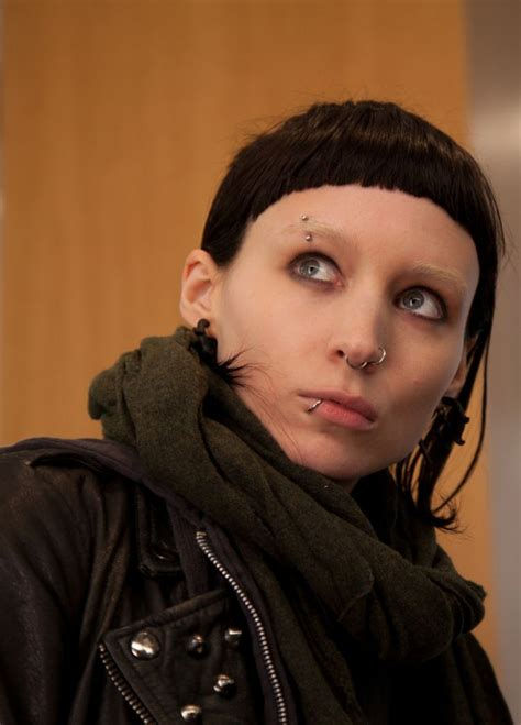 rooney mara dragon tattoo 282 best the with the images on