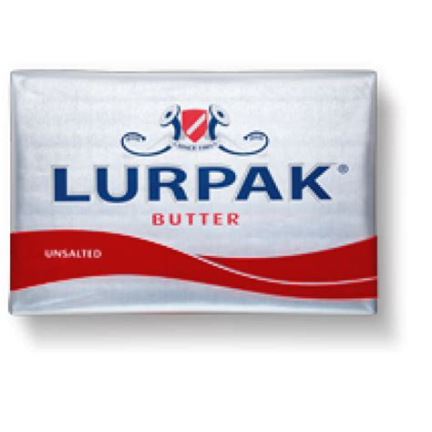 Lurpak Unsalted Butter butter lurpak unsalted 200g grocery shopping in