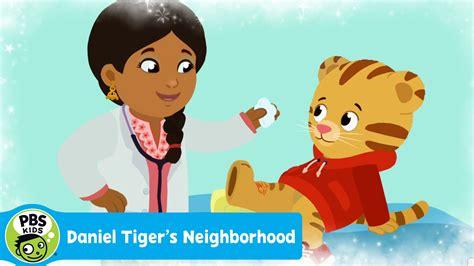 daniel has an allergy daniel tiger s neighborhood books daniel tiger s neighborhood doctors are grownups who