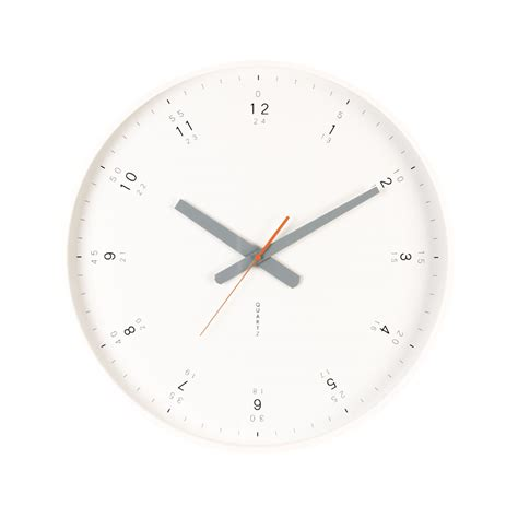 modern white wall clock buy modern white wall clock purely wall clocks