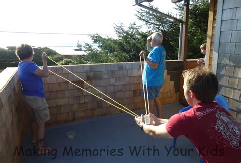 Diy water balloon launcher making memories with your kids