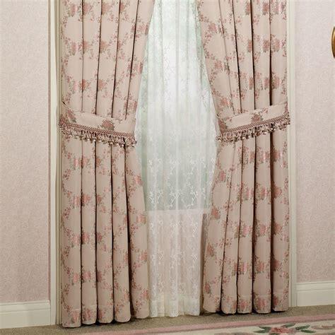 trellis curtains floral trellis curtains and valances