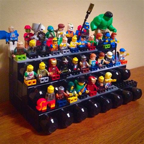 lego figure tutorial twitchetts lego mini figure stand tutorial for the