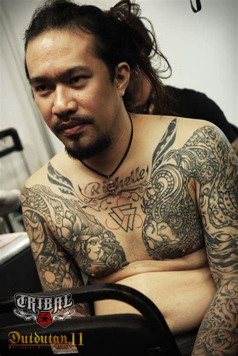 new tattoo photo gallery tribal gear dutdutan tattoo festival 2011 tattoo