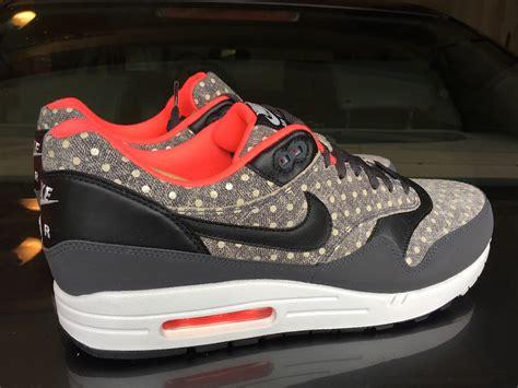Nike Air Max Polkadot nike air max 1 polka dot premium leather 705282 002 size