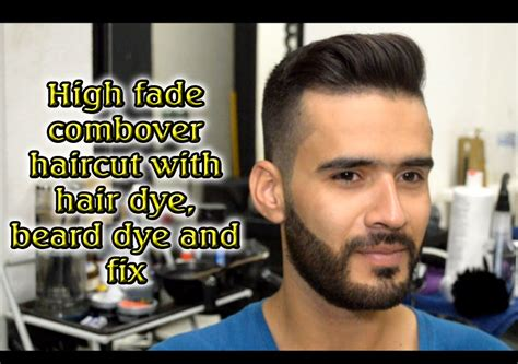 how to start a comb over from short hair how to start a combover how to start a combover high fade
