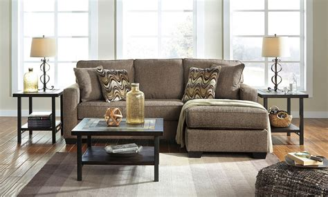 living room sets with chaise tanacra tweed sofa chaise set living room sets living