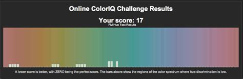 color acuity test test your color acuity while learning what color acuity