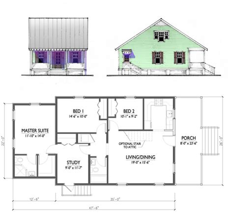 Katrina House Plans Joy Studio Design Gallery Best Design Lowes Home Blueprints