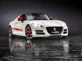 Abarth Roadster Abarth Coupe Exclusive Pictures Auto Express