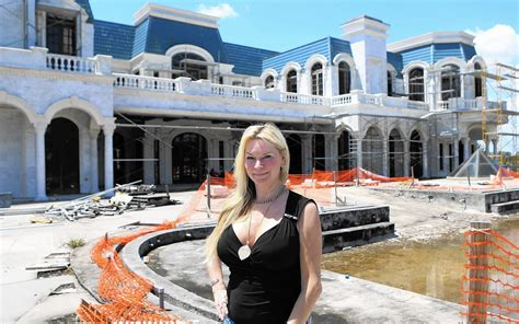 Jackie Siegel House by David And Jackie Siegel S Versailles Home Sun Sentinel