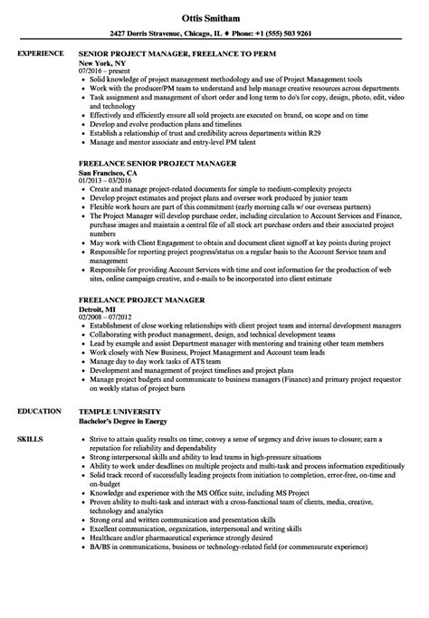 resume format for freelance trainers enchanting freelance resume sle images resume exles by industry title retas info