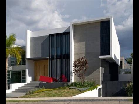 dise o de casa dise 241 o de casa moderna de dos plantas planos y fachadas
