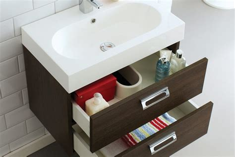 Vanity Storage Solutions by Stylish Bathroom Storage Solutions And Vanity Units